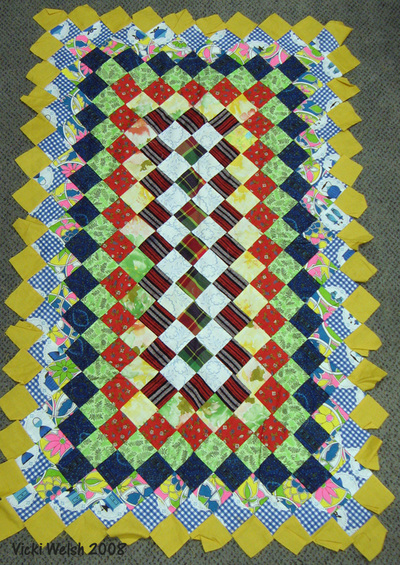 Vicki Welsh 2008 Quilts Colorways By Vicki Welsh