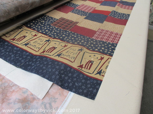 vicki welsh longarm tutorial
