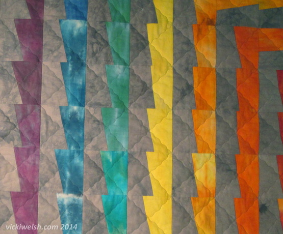 Longarm Quilting Tutorials Colorways By Vicki Welsh