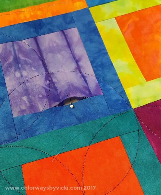 vicki welsh rainbow quilt