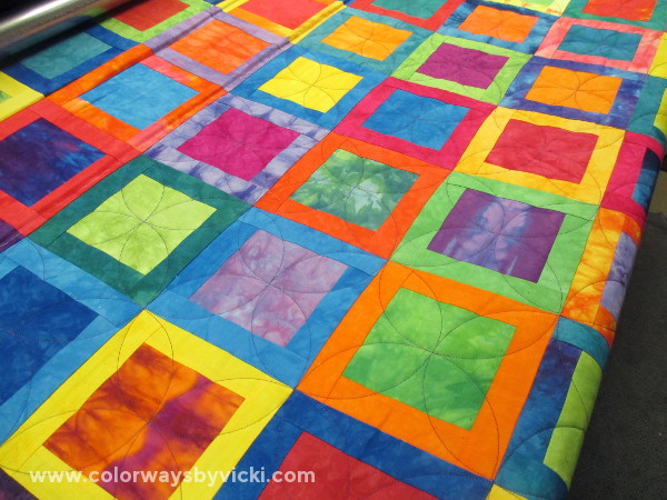 vicki welsh hand dyed fabric
