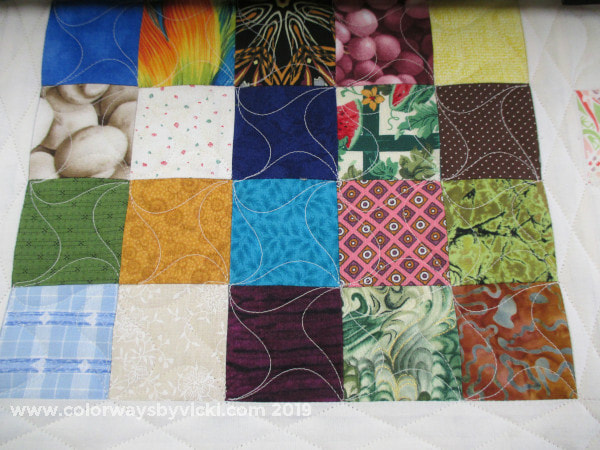 longarm quilting terry twist